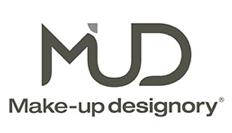 M U D Make-up Designory logo