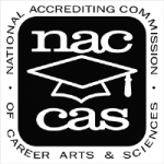 Logo for National Accrediting Commission of Career Arts and Sciences